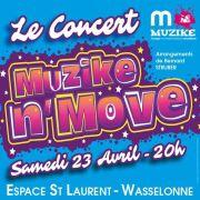 Muzike and Move