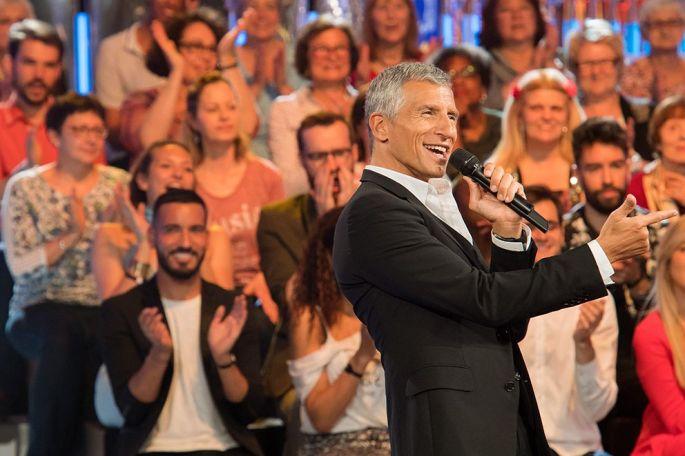 Nagui et ses Zikos font chanter les plus grands titres de la chanson française chaque soir sur France 2