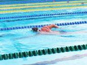 Nager au Mulhouse Olympic Natation