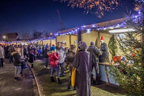 Le Marché de Noël de Nambsheim