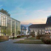 Nancy - Palais des ducs de Lorraine : Dernier we avant travaux !