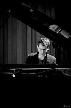 Le pianiste Nathanaël Gouin