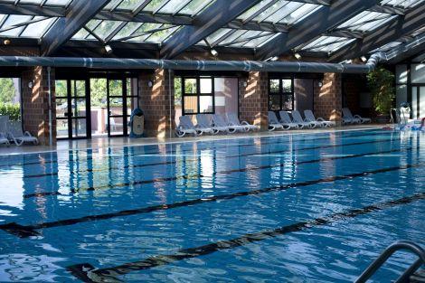 Le bassin sportif du Nautiland à Haguenau