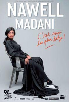 Nawell Madani :  C\'est moi la plus belge