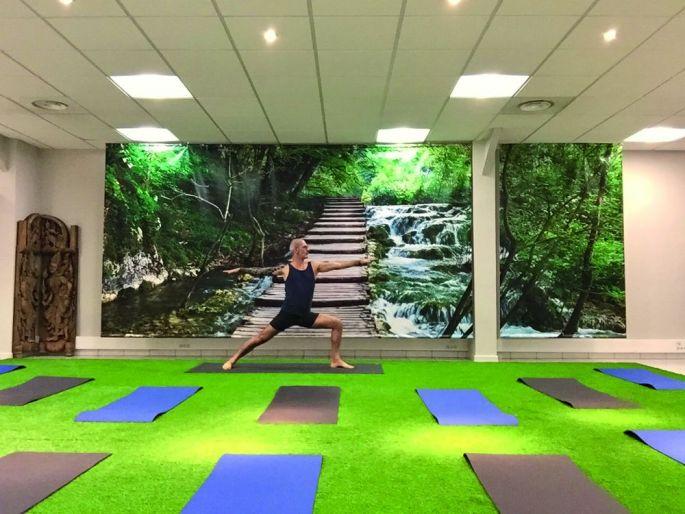 Les cours d\'Hatha Yoga dispensés par Ferdinand