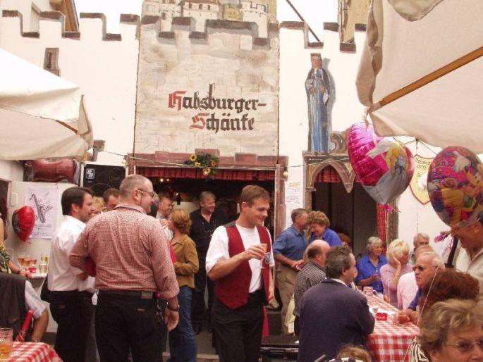Nepomukfest à Neuenburg am Rhein (D)