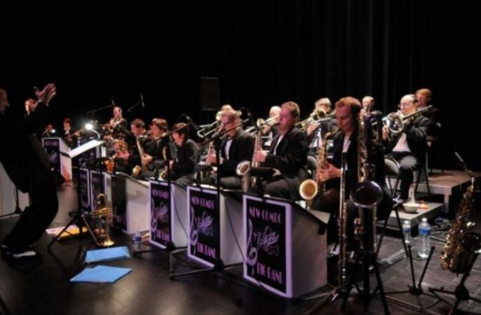 New Combo Jazz Big Band