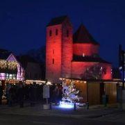 Noël 2018 à Ottmarsheim : Marché de Noël des musées et des créateurs d\'Ottmarsheim