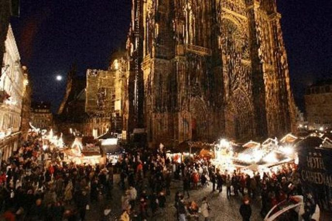 Noël 2011 à Strasbourg : Animations et Marché de Noël