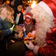 Noël 2012 à Strasbourg : Le village des enfants