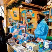 Noël 2012 à Strasbourg : Le Village du Partage