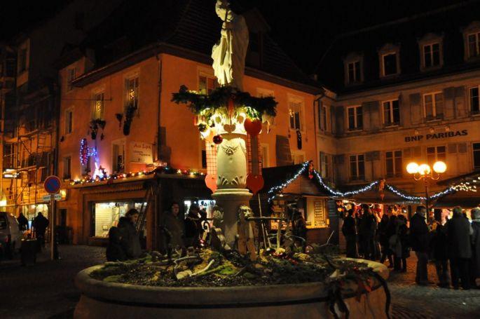 Noël 2012 à Thann : Chasse aux Trésors de Noël