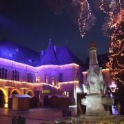 Noël 2017 à Ensisheim : Fenêtres de l'Avent