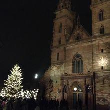Noël 2017 à Bâle : Marché de Noël / Basler Weihnacht