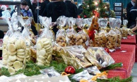 Les bredalas sont à l\'honneur à Fortschwihr pendant le marché de Noël