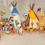 Noël 2014 à Thann : Les figurines Playmobil racontent l\'Histoire