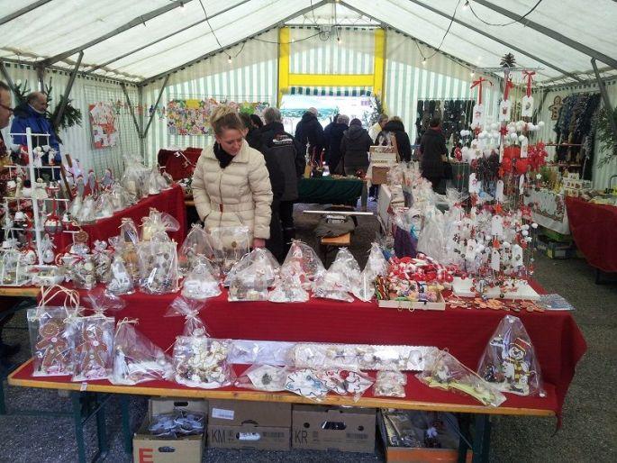 Marché de Noël à Graufthal