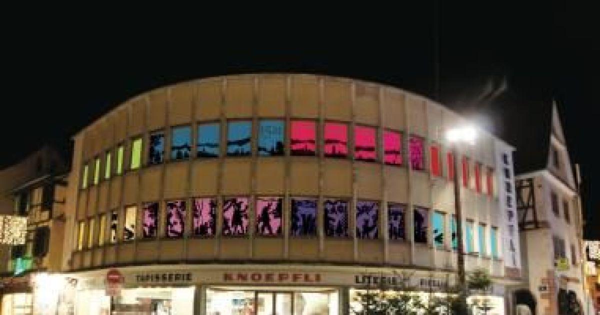 Exposition no l 2016 s lestat fen tres lumineuses de - Decoration fenetre de l avent ...