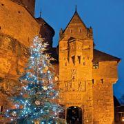 Noël 2018 au Château du Haut-Koenigsbourg : Au fil de Noël