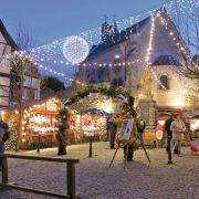 Noël 2018 à Eguisheim : Ronde du veilleur de nuit