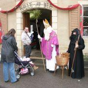 Noël 2018 à Ferrette : Marché de Saint Nicolas
