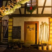Noël 2017 à l\'Ecomusée d\'Alsace : Jardins de Noël