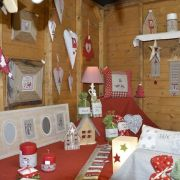 Noël 2017 à Niederbronn-les-Bains : Marché de Noël artisanal