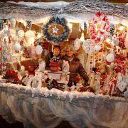 Noël 2018 à Riedisheim : Marché de la Saint-Nicolas
