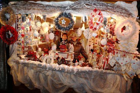 Noël 2016 à Riedisheim : Marché de la Saint-Nicolas