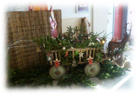 Le Marché de Noël d\'Antan de Steinbrunn-le-Bas