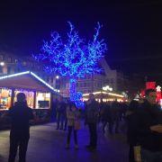 Noël 2016 à Strasbourg : Village Portugais
