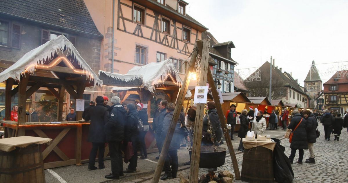 No l 2017 bergheim march de no l - Marche de noel thann ...