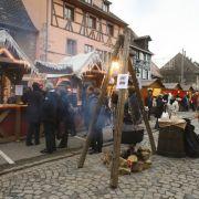 Noël 2020 à Bergheim : Marché de Noël