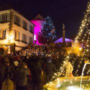 Noël 2018 à Bischoffsheim : Vivez la Magie de Noël