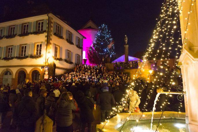 Noël 2017 à Bischoffsheim : Vivez la Magie de Noël