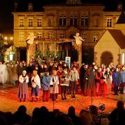 Noël 2018 à Bouxwiller (67) : Marché de Noël - Chriskindelsmärik
