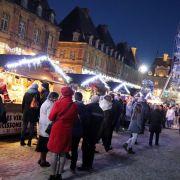 Noël 2017 à Charleville-Mézières : Spectacles de Noël