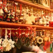 Noël 2018 à Colmar : Marché de Noël de la Place de l'Ancienne Douane