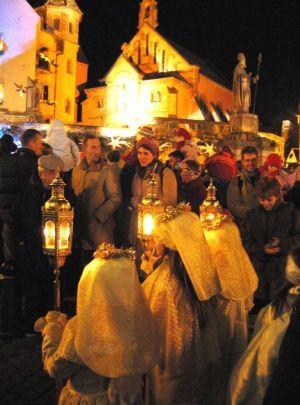 Noël 2017 à Eguisheim : Marché des Rois Mages