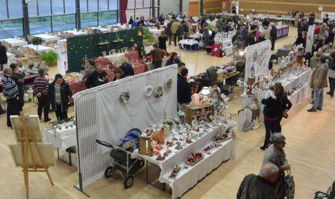 Noël 2017 à Eschentzwiller : Marché de Noël