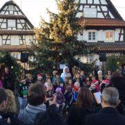 Noël 2018 à Hunspach : Marché de Noël