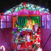 Noël 2019 à Lantéfontaine : La Maison Illuminée des Przybylski