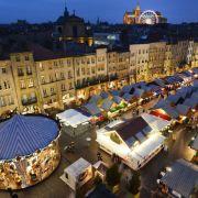 Noël 2017 à Metz : Marché de Noël «Le village de chalets»