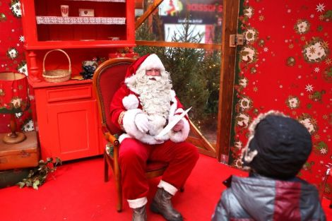 Noël 2017 à Mulhouse : Le Chalet de Noël