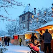 Noël 2017 à Munster : Marché de Noël «Bredlamarik»