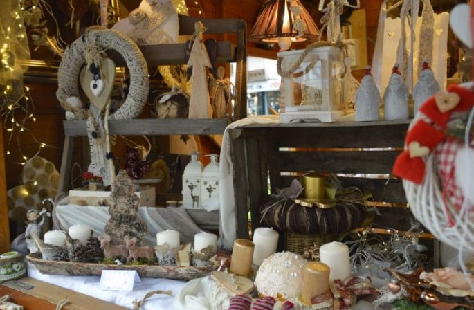 Noël à Niederbronn-les-Bains : Marché des Gourmandises et de l\'Artisanat de Noël