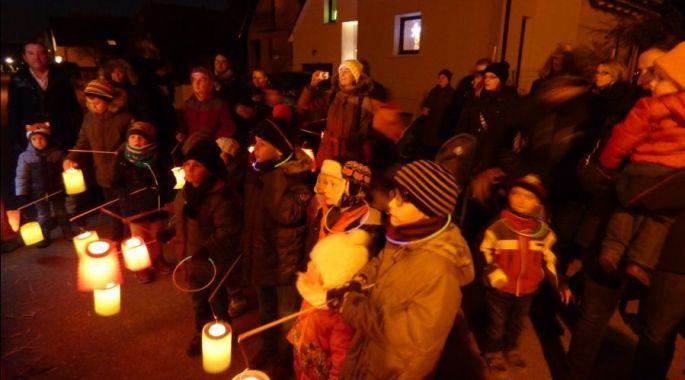 Noël 2017 à Niederhausbergen : Marché de Noël