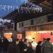 Noël 2018 à Oberhausbergen : Marché de Noël