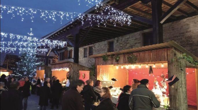 Noël 2017 à Oberhausbergen : Marché de Noël