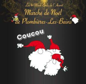 Marché de Noël de Plombières-les-Bains